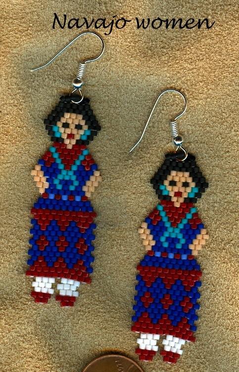 Navajo bead designs Native American Poshmark Wabanaki Beadwork
